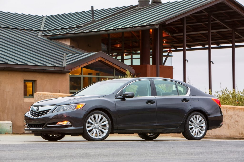 Acura RLX 2014 Wallpapers