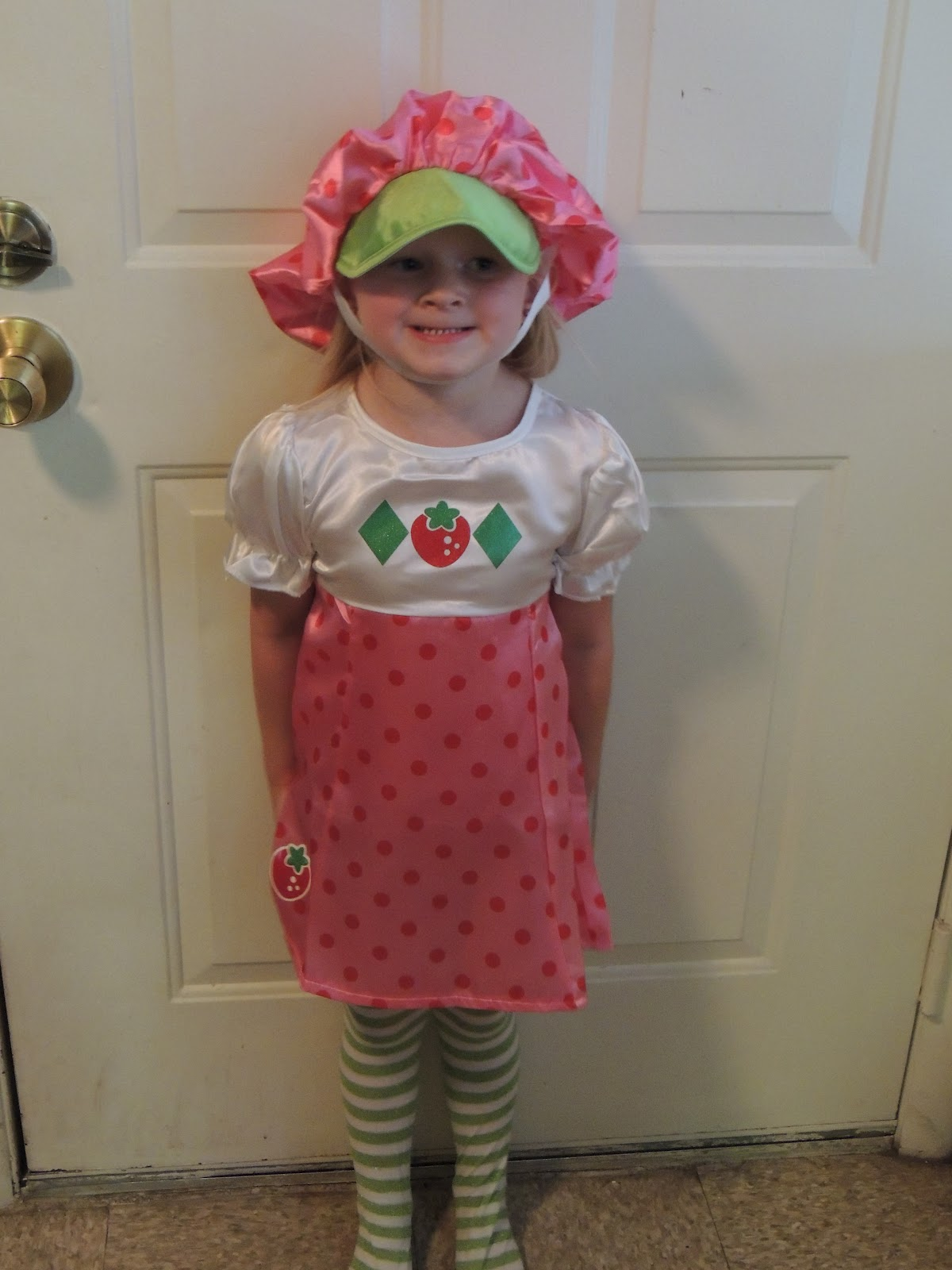 5 Year Old Halloween Costumes | Amber S Unique Coupon Page Girls Strawberry Shortcake Halloween