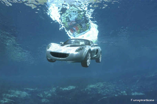 sQuba - Swimming Car