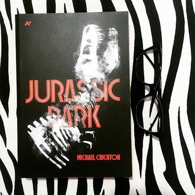 Jurassic Park, de Michael Crichton