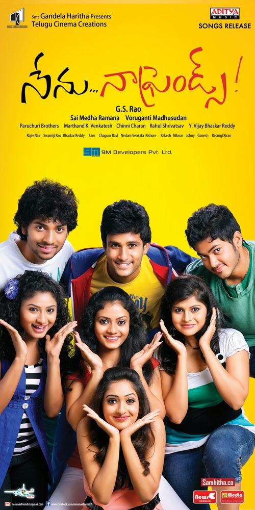 Nenu Naa Friends Movie Wallpapers-HQ-Photo-10