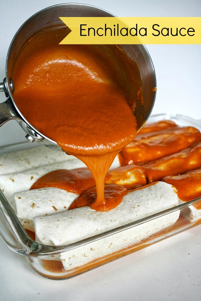 The Garden Grazer: Enchilada Sauce