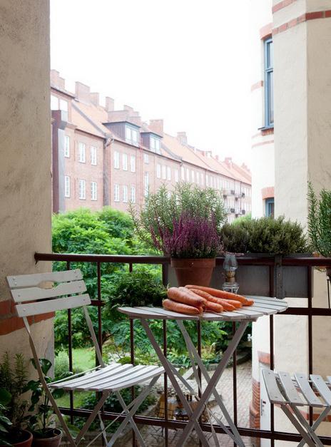 Estilo rustico decorando balcones rusticos - Balcones rusticos ...