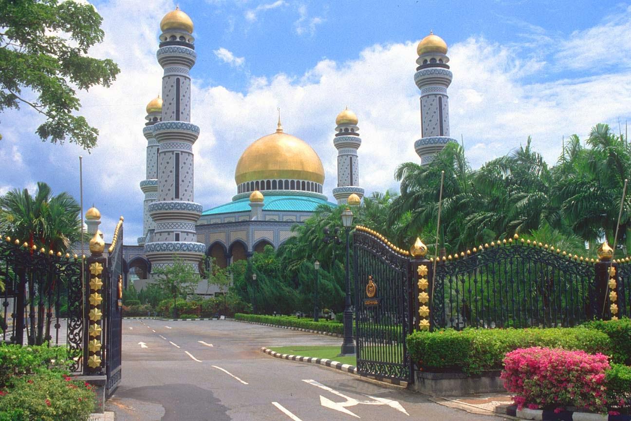 Baño Mas Grande Del Mundo:el palacio mas grande del mundo es la recidencia del surtan de brunei