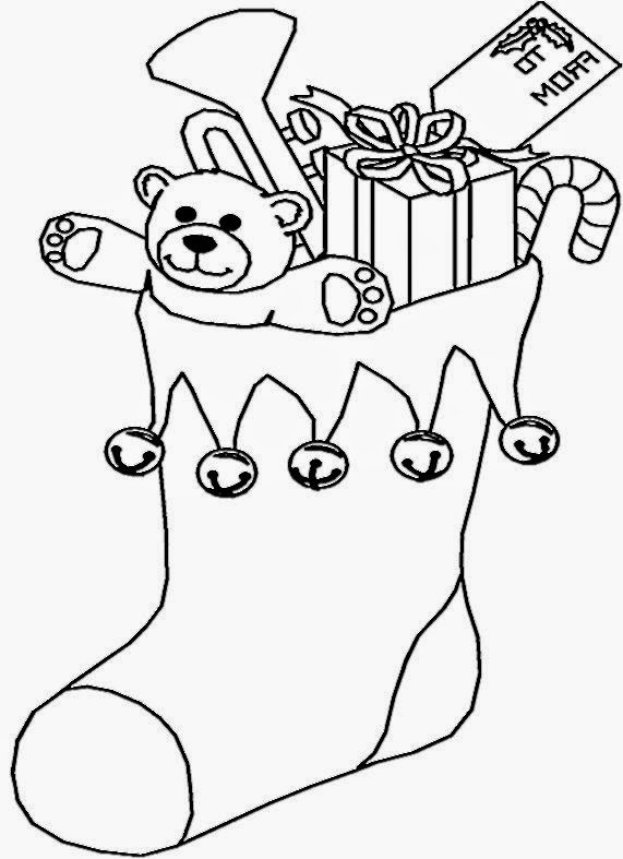 free christmas coloring pages for children az coloring pages