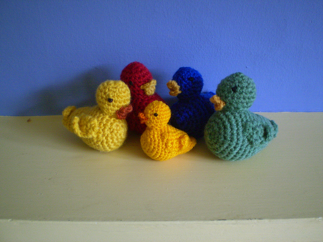 All Free Amigurumi Patterns : 2000 Free Amigurumi Patterns: Free Duck Amigurumi Crochet ...