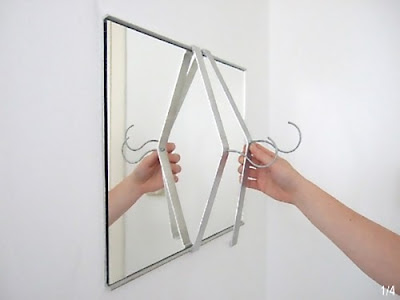 Unusual Mirrors and Creative Mirror Designs (15) 15