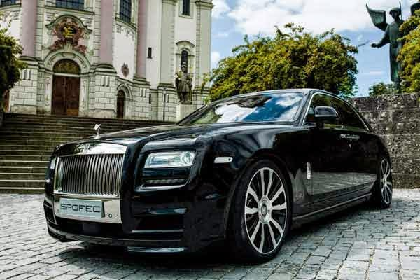 2014 Rolls Royce Ghost By Novitec Spofec