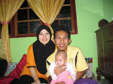 with my hubby n doughter