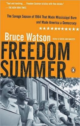 "History Buffs Read ""Freedom Summer"" for August 21, 2014"