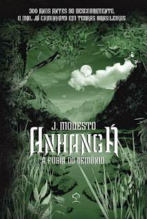 fantasia, folclore, literatura brasileira, indianismo, literatura brasileira, terror,  anhangá