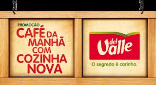 """""""Promoção Del Valle - Café Da Manhã Com Cozinha Nova"""""""