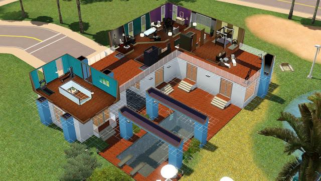 Maison De Sims