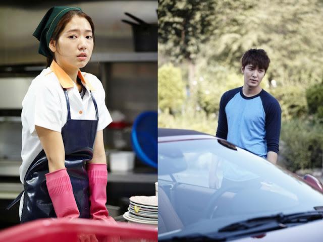 Lee Min Ho, Park Shin Hye