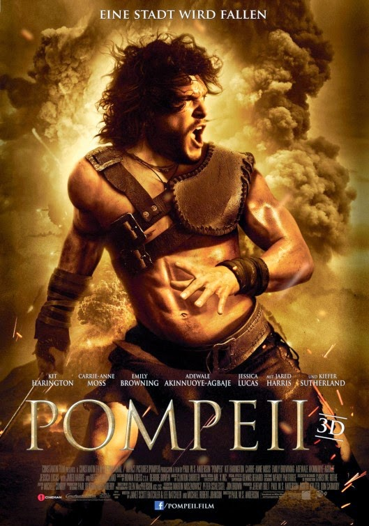 Regarder Pompeii en streaming
