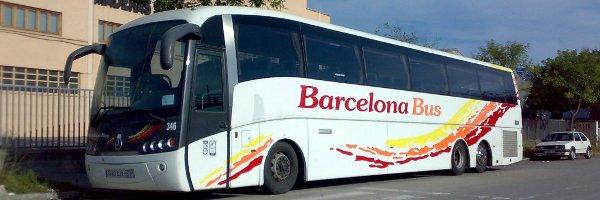 Los autobuses de barcelona
