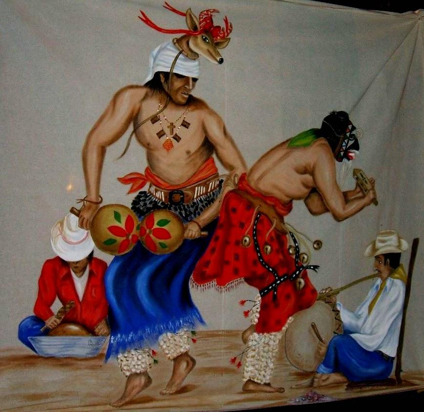 BLOQUE. VII. TEMA: Grupos etnicos ( yaquis)  Religi%C3%B3n%2Byaqui