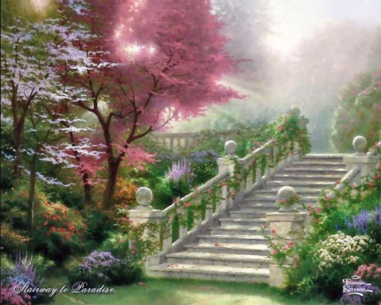 U0027Painter Of Lightu0027 Thomas Kinkade Dies In Calif.