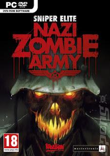 Sniper Elite Nazi Zombie Army cover