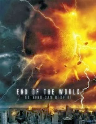 Poster Of Hollywood Film End of the World (2013) In 300MB Compressed Size PC Movie Free Download At Downloadingzoo.Com