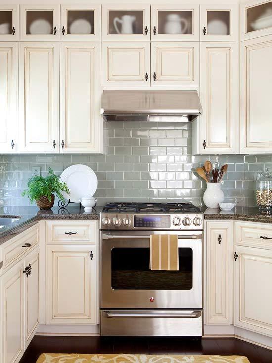 The Granite Gurus: 5 Tile Backsplash Ideas for the Kitchen