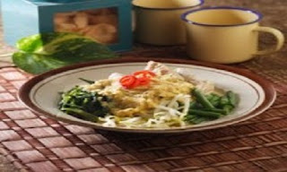 Ancah Sayur Khas Kalimantan Selatan