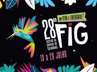 PROGRAMAÇÃO DO 28º FESTIVAL DE INVERNO DE GARANHUNS