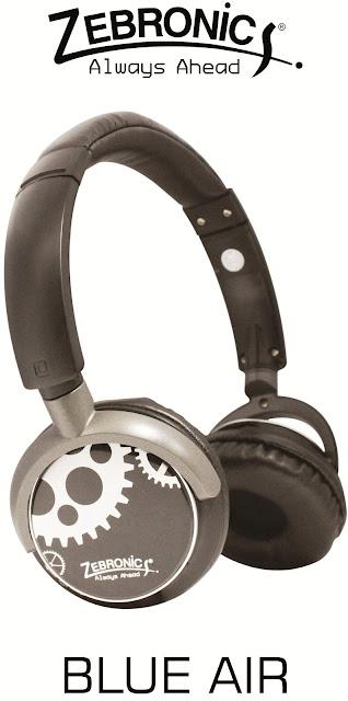 Zebronics Blue Air Headphone
