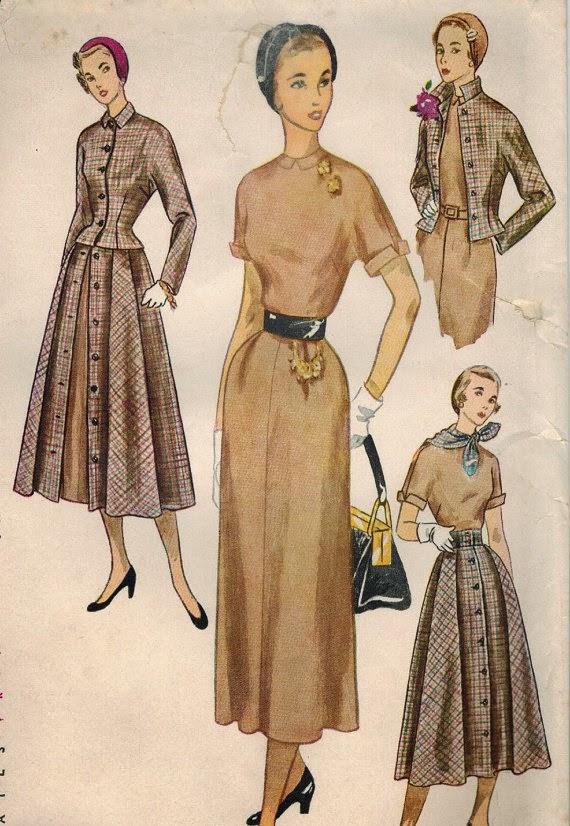 Flshback Summer: 6 Reasons 1930s-1960s Suits Pone Modern Suits - Midvale Cottage 1950s Suit