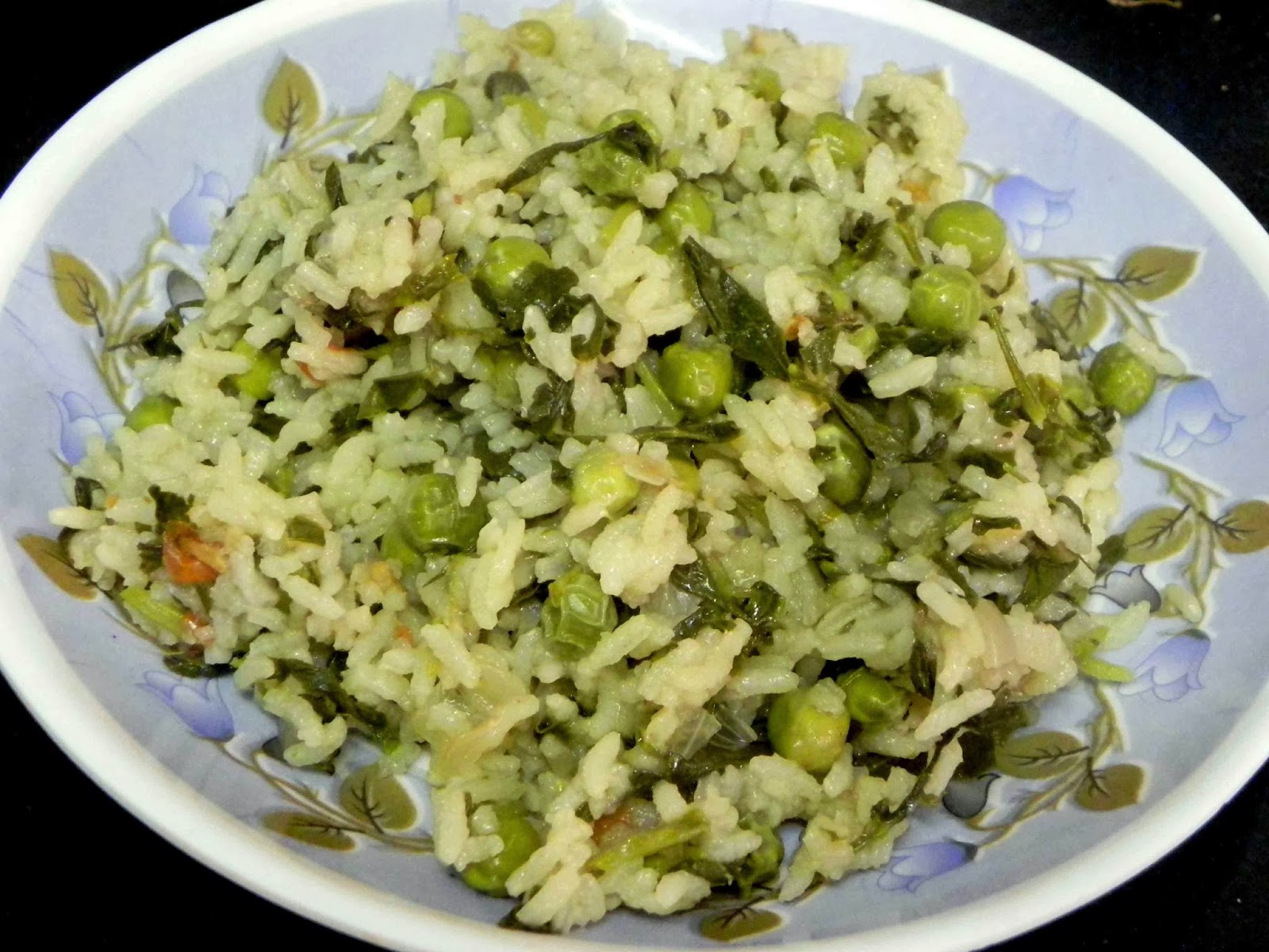 Indian healthy lunch box recipes delicious healthy home made methi rice with raitha forumfinder Image collections