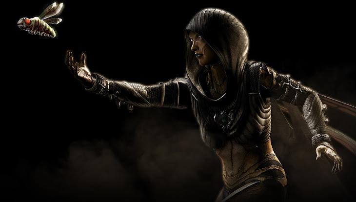 D'Vorah - Mortal Kombat X