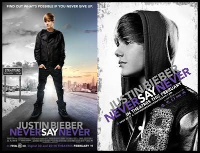 Youtube Justin Bieber    on Justin Bieber   Never Say Never