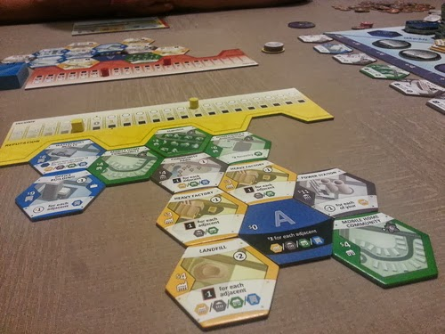 how to play suburbia board game