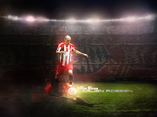 Arjen Robben Bayern Munich Wallpaper 2011 4