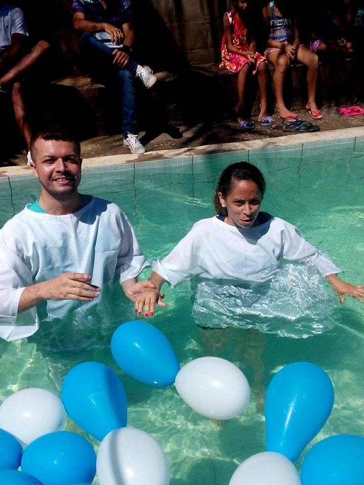 Batismo 2016