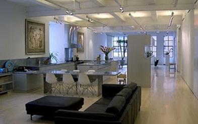 Salas y comedor juntos decoraciones cocinas for Cocina y sala juntos