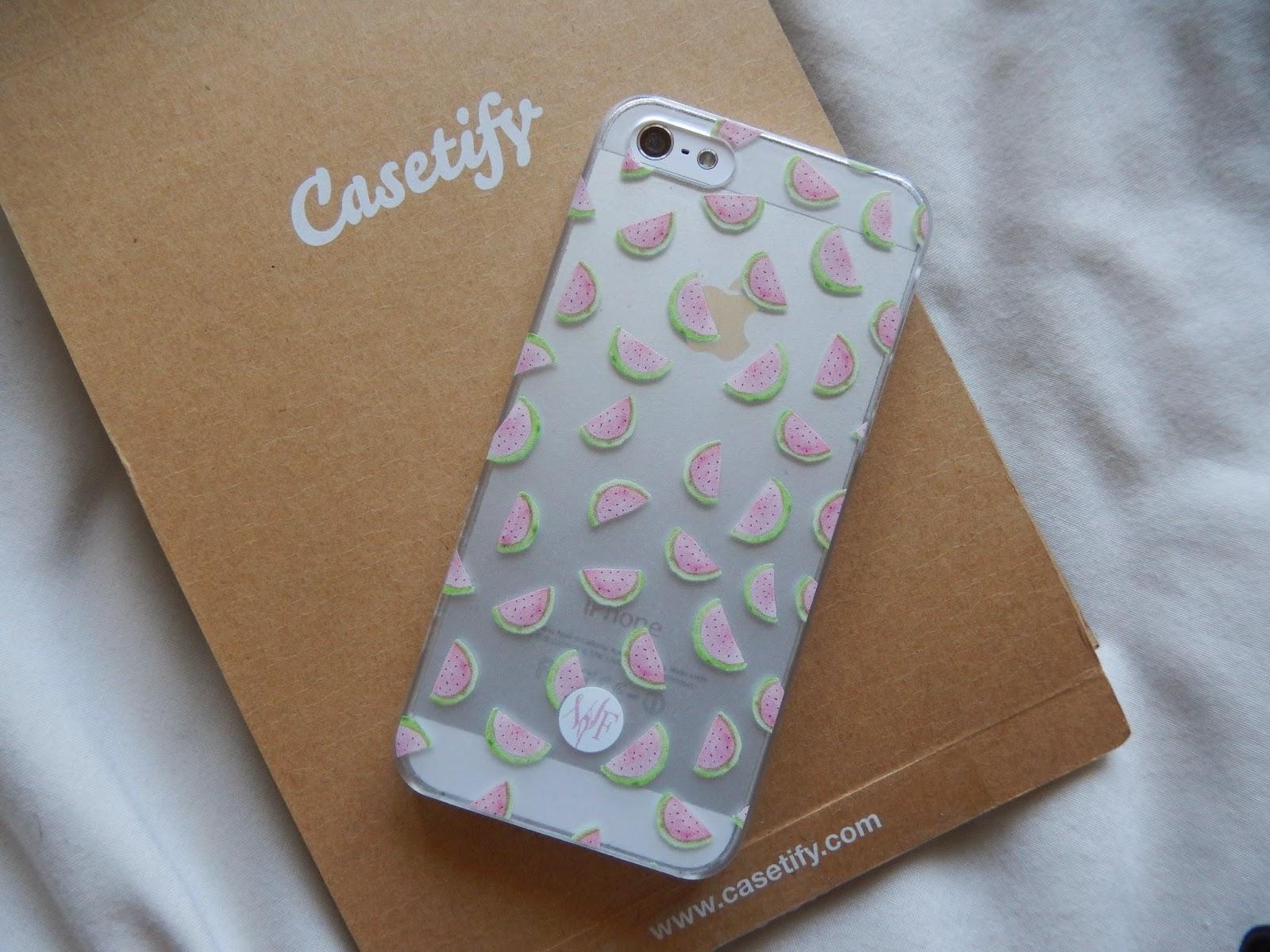 Sammi Jackson - Casetify x Wonderforest Watermelon Phonecase