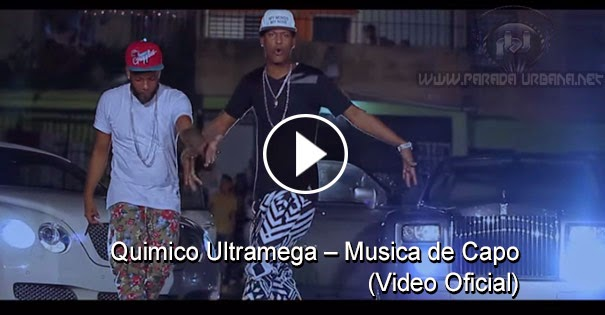 Quimico Ultramega – Musica de Capo (Video Oficial)
