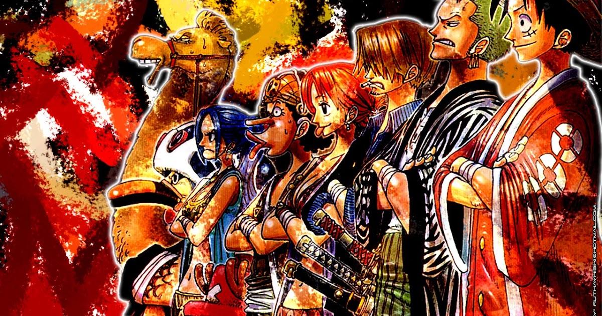 Gambar Kartun Onepiece Koleksi Gambar One Piece
