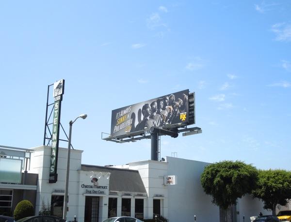 It's Always Sunny in Philadelphia 9 billboard