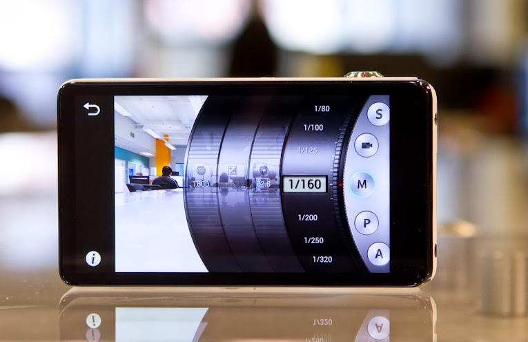 Pengaturan setting kamera hp/ponsel