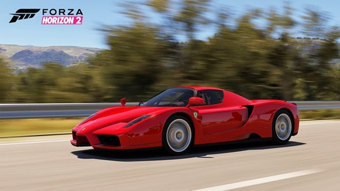 Forza Horizon Cars 2