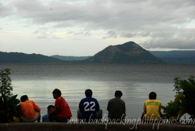 Crater Lake Resort Taal Taal Lake Where The Crater