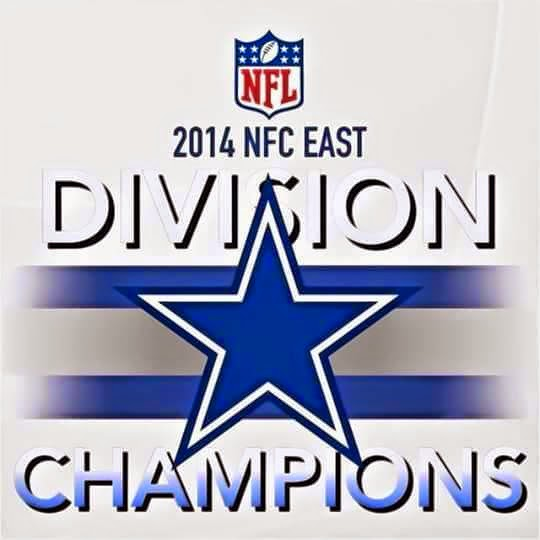 2014 nfc east division champions