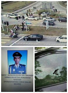 Gambar Datuk Saharuddin Ibrahim Timbalan Ketua Pengarah Kastam