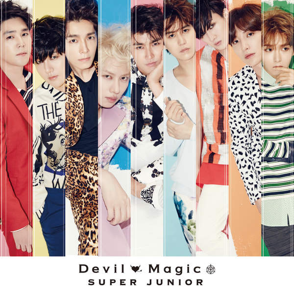 [Single] SUPER JUNIOR – Devil / Magic (2016.01.06/MP3/RAR)