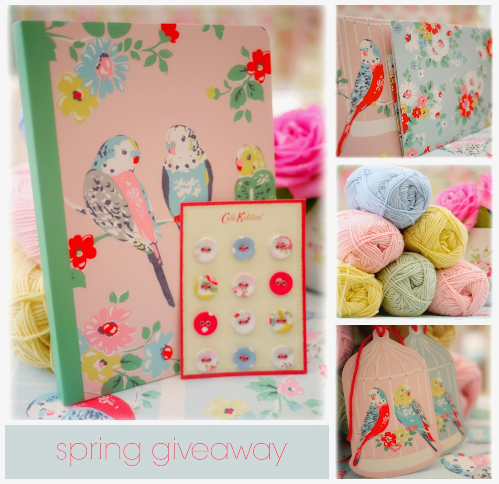 Susan has a lovely giveaway