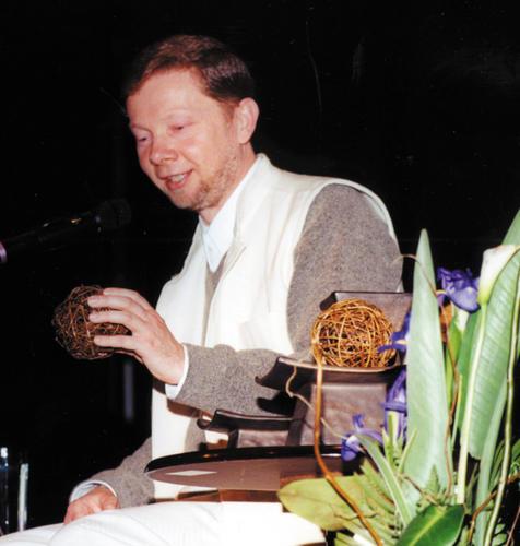 Eckhart tolle: jak se zbavit strachu