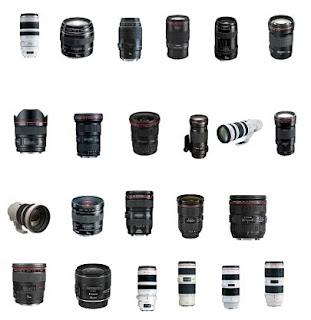 Daftar harga lensa kamera canon terbaru 2013