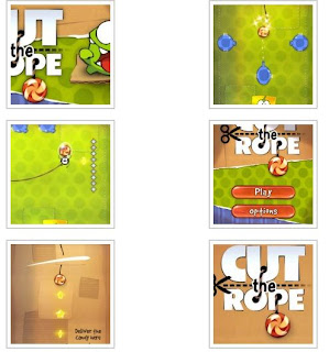 Cut the Rope ZeptoLab apk files